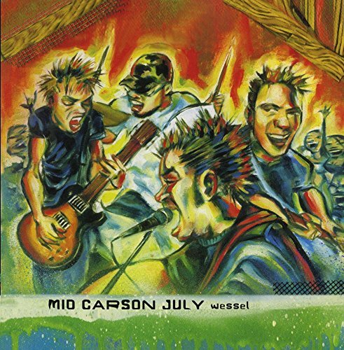 Mid Carson July Wessel CD R