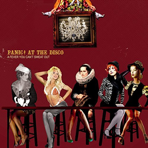 Panic At The Disco Fever You Can't Sweat Out