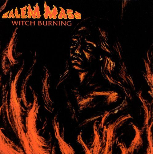 Salem Mass Witch Burning