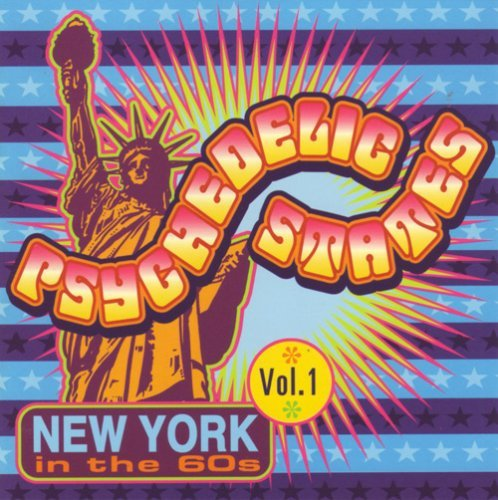 Psychedelic States Vol. 1 New York In The '60s Shades Of Darkness Primates Psychedelic States