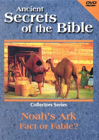 Ancient Secrets Of The Bible Noahs Ark Fact Or Fable Clr Nr