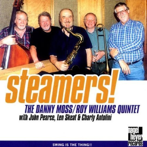 Danny & Roy Williams Quin Moss Steamers