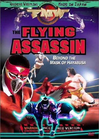 Fmw Flying Assassin Clr Prbk 06 24 01 Nr Uncut