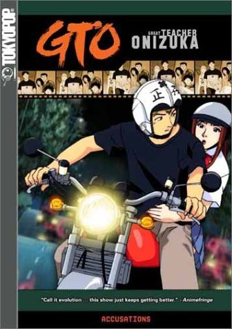 Great Teacher Onizuka Vol. 10 Accusations Clr Jpn Lng Eng Dub Sub Nr