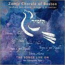 Zamir Chorale Of Boston Songs Live On Jacobson Zamir Chorale Boston