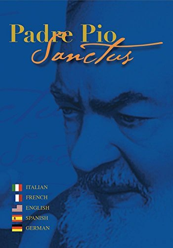 Padre Pio Sanctus Padre Pio Sanctus DVD Mod This Item Is Made On Demand Could Take 2 3 Weeks For Delivery
