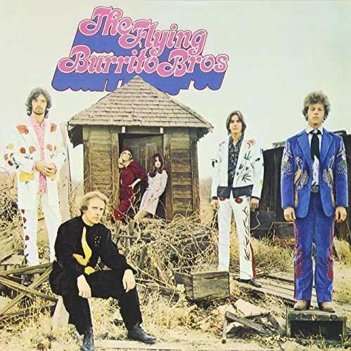 Flying Burrito Brothers Gilded Palace Of Sin Lp