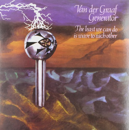 Van Der Graaf Generator Least We Can Do Is Wave To Eac 180gm Vinyl