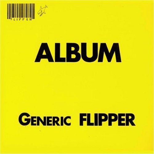 Flipper Album Generic Flipper 180gm Vinyl Lp