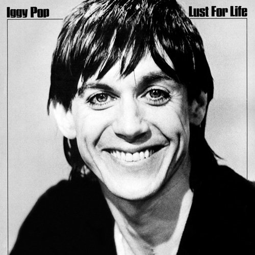 Iggy Pop Lust For Life 180gm Vinyl