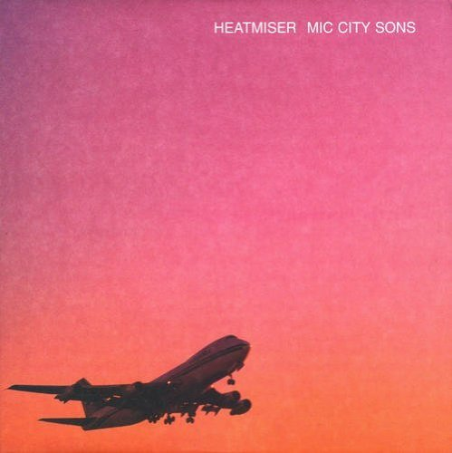 Heatmiser Mic City Sons 180gm Vinyl