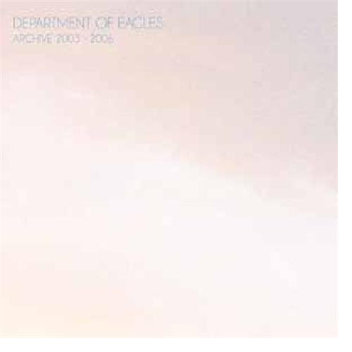 Department Of Eagles Archive 2003 2006
