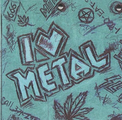 I Love Metal I Love Metal Get Up Kids Motley Crue