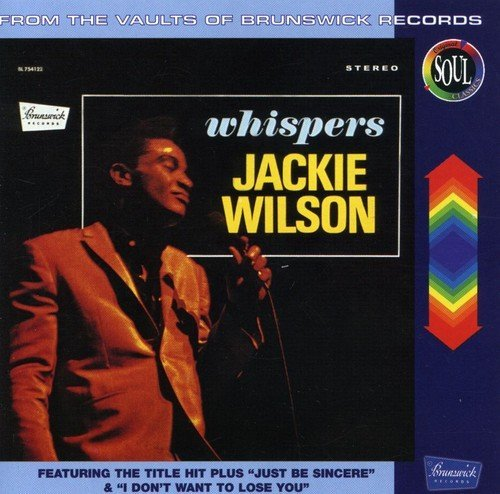 Jackie Wilson Whispers Original Soul Classics