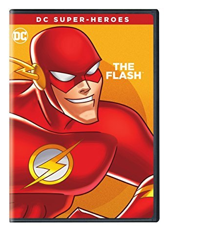 Dc Super Heroes The Flash Dc Super Heroes The Flash DVD