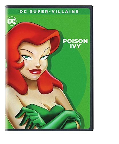 Dc Super Villains Poison Ivy Dc Super Villains Poison Ivy DVD