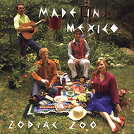 Made In Mexico Zodiac Zoo