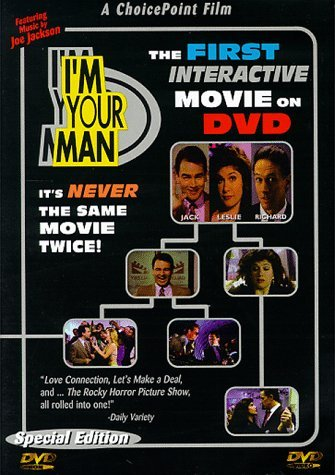 I'm Your Man I'm Your Man Clr Keeper DVD Rom Nr Interactive