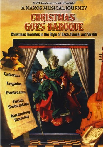 Naxos Musical Journey Christmas Goes Baroque