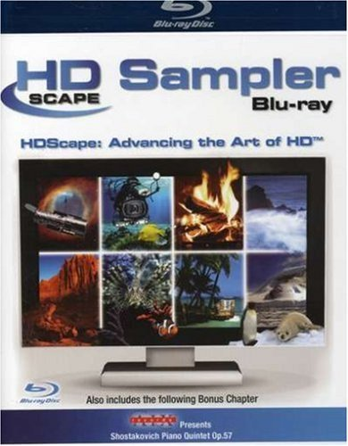 Hd Scape Sampler Hd Scape Sampler Ws Blu Ray Nr