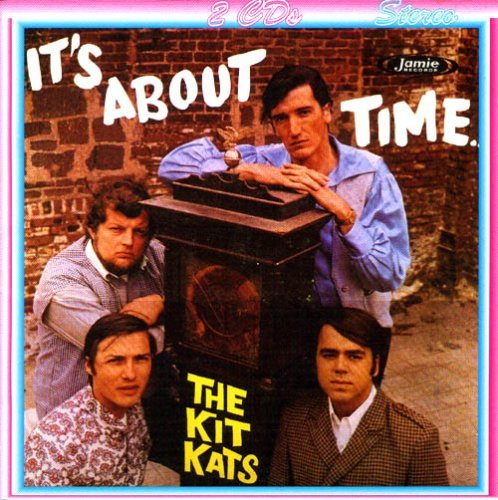 Kit Kats It's About Time Enhanced CD Interactive