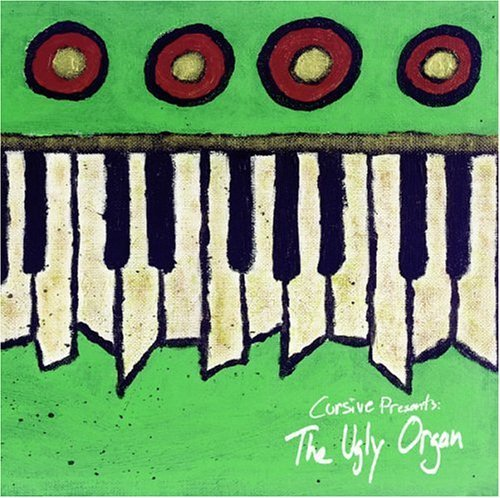 Cursive Ugly Organ Enhanced CD