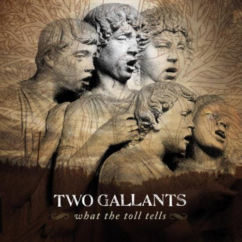 Two Gallants What The Toll Tells 2 Lp Set