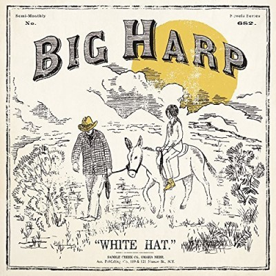 Big Harp White Hat