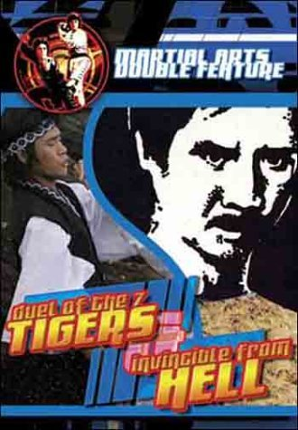 Duel Of The 7 Tigers Invincibl Martial Arts Double Clr Nr 2 On 1
