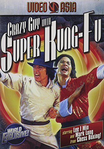 Crazy Guy With Super Kung Fu Crazy Guy With Super Kung Fu Clr Nr