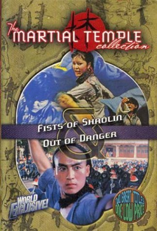 Fists Of Shaolin Out Of Danger Fists Of Shaolin Out Of Danger Clr Nr 2 DVD