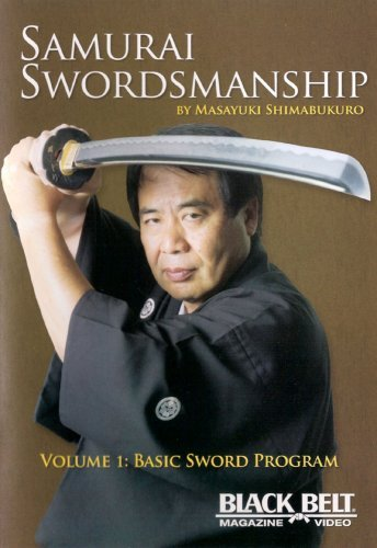 Vol. 1 Basic Sword Program Samurai Swordsmanship Nr