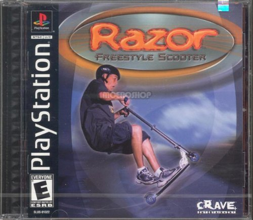 Psx Razor Freestyle Scooter E
