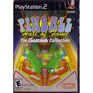 Ps2 Pinball Hall Of Fame Gottlieb Collection