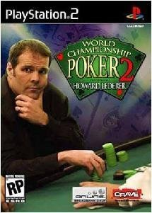 Ps2 World Championship Poker 2