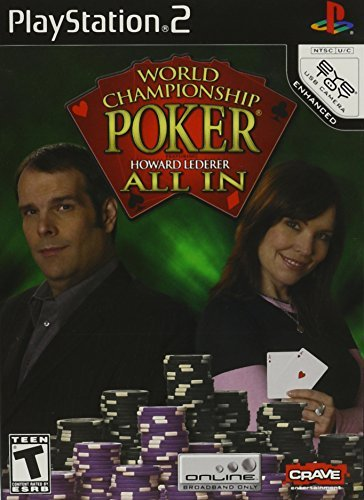 Ps2 World Champ Poker All In