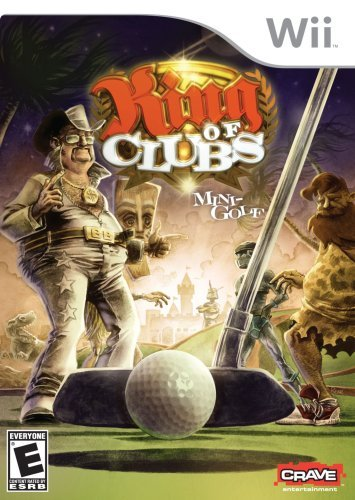 Wii King Of Clubs