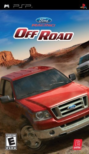 Psp Ford Off Road Racing