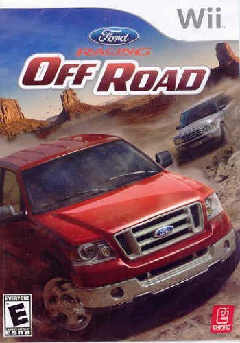 Wii Ford Racing Off Road