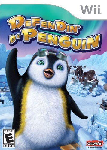 Wii Defendin De Penguin