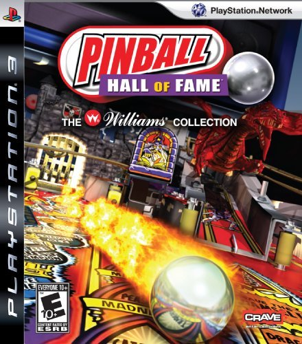 Ps3 Pinball Hall Of Fame The Williams Collection