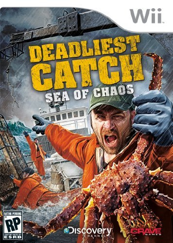 Wii Deadliest Catch