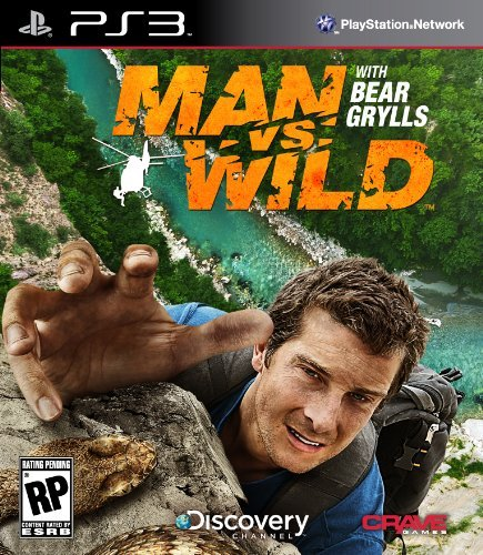 Ps3 Man Vs. Wild