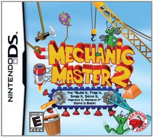 Nintendo Ds Mechanic Master 2