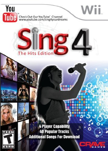 Wii Sing4 The Hits Edition . Microphone