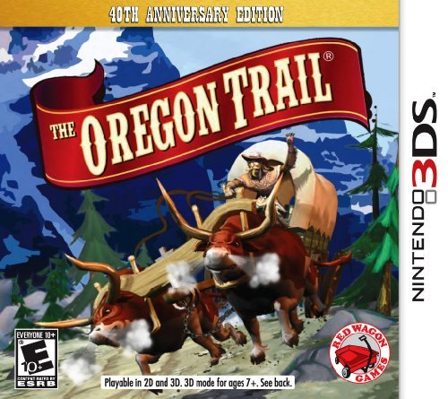 Nintendo 3ds Oregon Trail