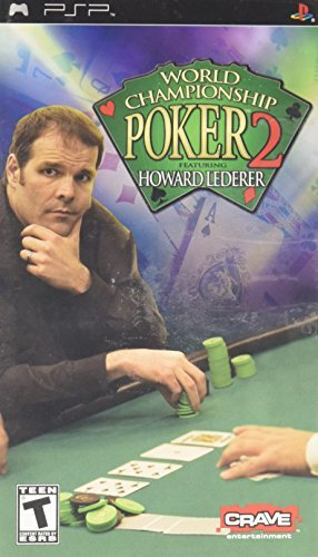 Psp World Champ Poker 2
