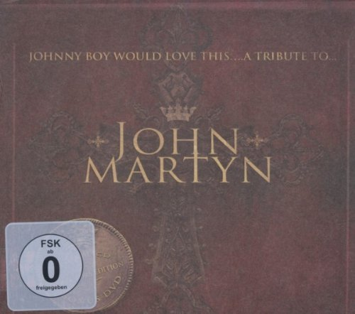 John Martyn Tribute Johnny Boy Would Love 2 CD