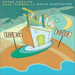 Erskine Pasqua Carpenter Live At Rocco 2 CD
