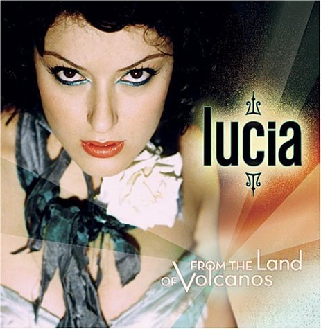 Lucia From The Land Of Volcanos